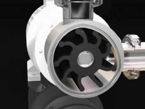 Flexible Impeller Pump RF