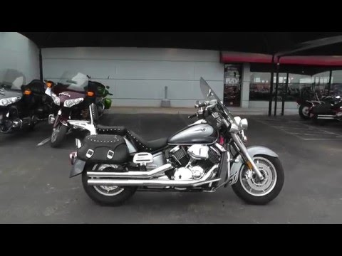 2002 Yamaha Motorcycle V-Star 1100 - Used Motorcycles for