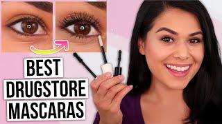 5 Best Drugstore Mascaras to TRANSFORM Short Lashes (2020)