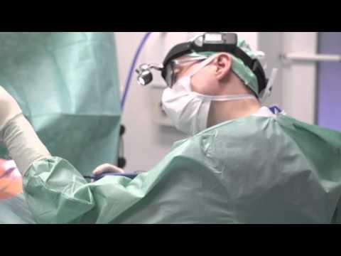 Die Krankenhäuser spb nach der Erhöhung der Brust