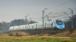 Testy prędkości Pendolino - jak w Polsce osiągnięto 293 km/h