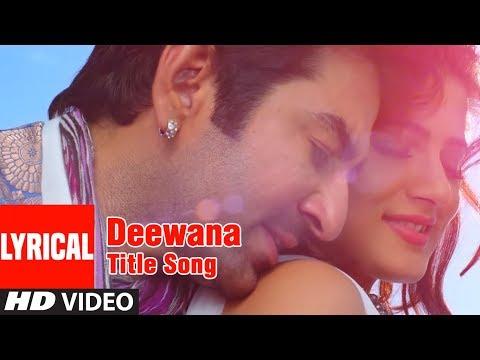 Deewana Title Song Lyrical Video   Deewana Bengali Movie   Jeet, Srabanti