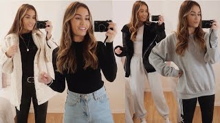 10 UNI/ COLLEGE OUTFITS | Kate Hutchins