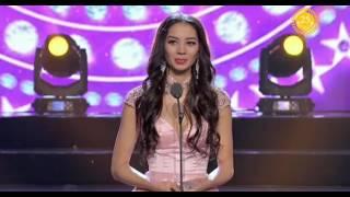Вопрос Ануара Нурпеисова на Мисс Казахстан-2016