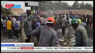 Vijana wawili wakurandaranda mtaani waadhibiwa na wakaazi wa Bungoma kwa madai ya wizi