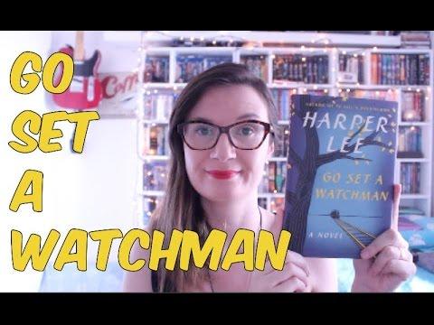 Você Escolheu #27: Go set a watchman - Vá, coloque um vigia (Harper Lee)