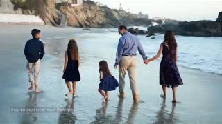 Family Beach Photography With Ana Brandt