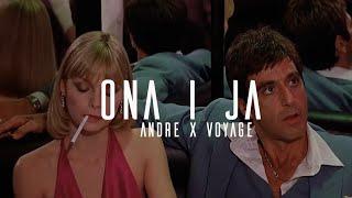 ANDRE x VOYAGE - ONA I JA (official lyrics video)