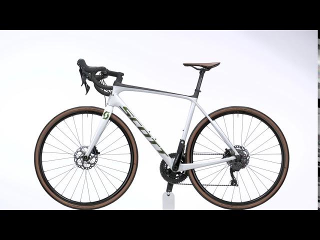 Видео Велосипед Scott Addict 20 Disc (TW) Stellar Blue