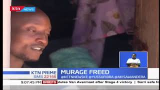 Boniface Murage who attempted to defraud KNH is now a free man