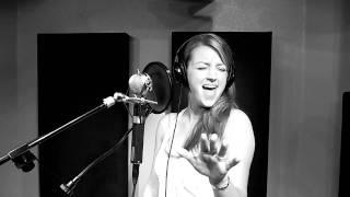 Bruno Mars - Just The Way You Are (Meghan Knight Feat. Elise Lieberth Acoustic Cover)