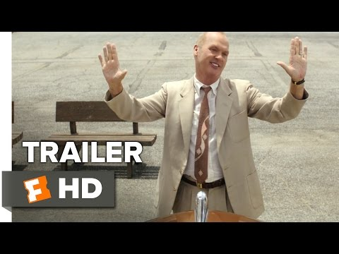 New Official Trailer for The Founder