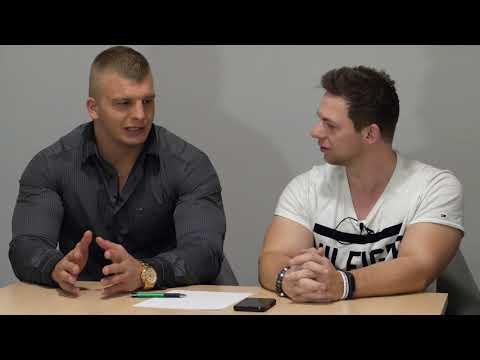 Boříme mýty ve fitness průmyslu // Patrik a Tomáš