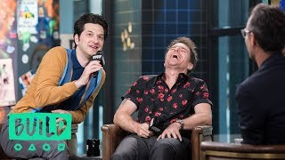 "Sam Rockwell & Ben Schwartz Discuss ""Blue Iguana"""