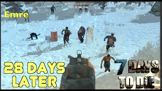 7 Days To Die - 28 Days Later (E117) - GameSocietyPimps