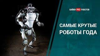 2019: Самые крутые роботы года за 7 минут