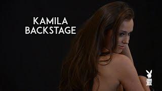 Kamila Stankowiak, Playmate octubre