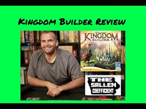 Kingdom Builder: The Sallen Coefficient
