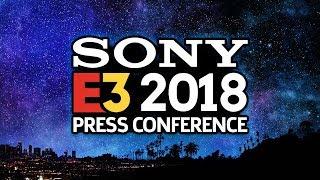 FULL Sony E3 2018 Press Conference - dooclip.me