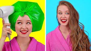 聰明又簡單的女生妙招    123 GO!給女生的酷炫髮型及化妝點子