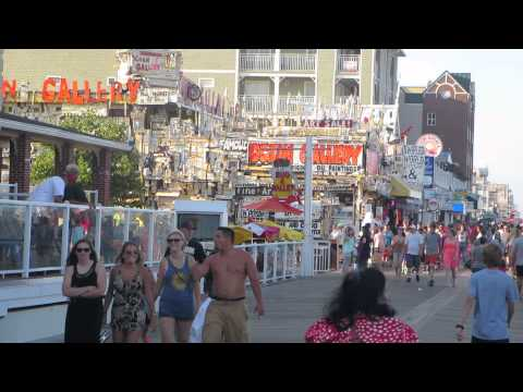 Video Welcome to Ocean City Maryland