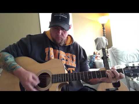 Some Of It - Eric Church (acoustic karaoke cover) (lyrics in description)