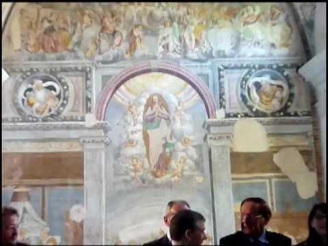 Il monastero di Cairate torna a splendere