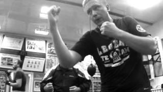 Секция бокса на Локомотиве
