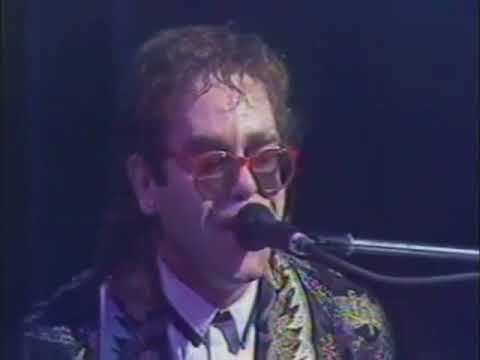 Nikita - Elton John - The Tube 1985