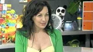 Grey DeLisle On New Zealand TV