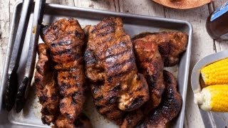 How to Make Easy Grilled Country-Style Pork Ribs - The Easiest Way