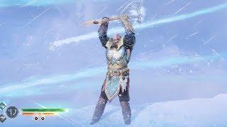 God Of War - All Runic Attacks Showcase