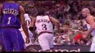 Allen Iverson the 10 incredibiles