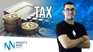 Bitcoin & Cryptocurrency Tax Australia 2018