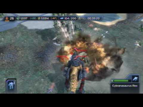 supreme commander 2 xbox 360 map pack
