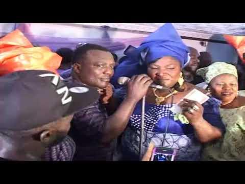 SAHEED OSUPA PERFORMANCES @ AFRICAN BROTHER'S WEDDING