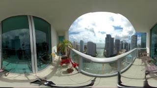 Insta360 Pro 2 TEST Miami 360 Video