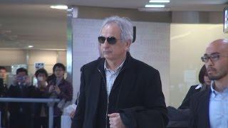 ハリルホジッチ氏が来日サッカー日本代表新監督