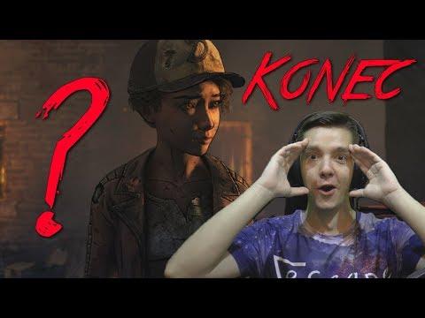 KONEC - The Walking Dead: Final Season | #21