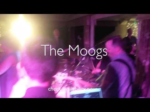 The Moogs Irelands Best Wedding Band