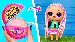 14 Clever LOL Surprise Dolls Hacks And Crafts