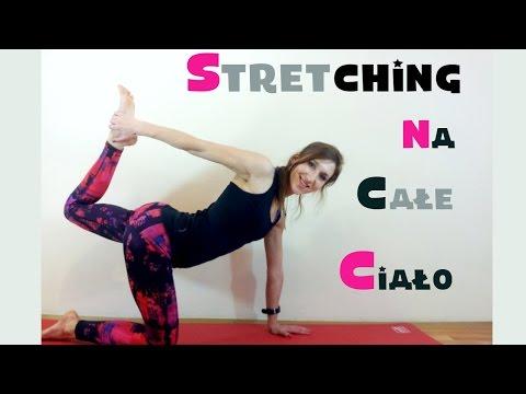 Baza ćwiczeń dla wszystkich grup mięśniowych