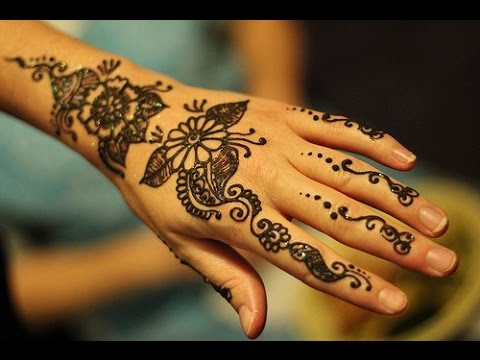 Como Hacer Tatuajes de Henna (Tutorial)