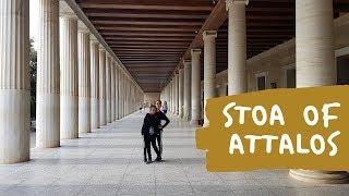 ATHENS: Episode 20 - Stoa of Attalos and Agora Museum