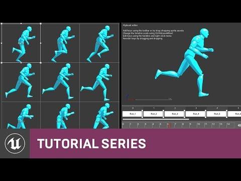 Paper2D: Creating Flipbooks   04   V4 4 Tutorial Series