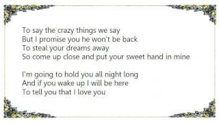 Chris de Burgh - In Love Forever DVD Lyrics
