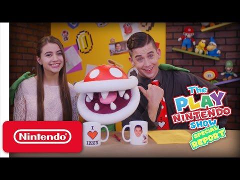 The Play Nintendo Show – Special Report!
