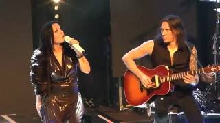 Tarja - Acoustic: Until Silence/The Reign/Mystique Voyage/House Of Wax/I Walk Alone - Live 2016