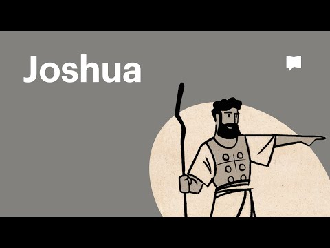 the bible project an overview of the book of joshua