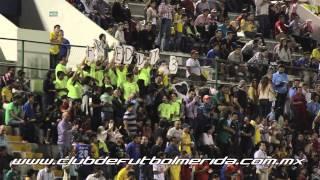 preview picture of video 'Color CF Mérida vs Zacatecas J8 CL15'